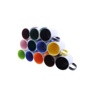 Tazas Bicolor
