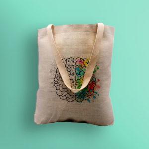 Bolsa Fina de lino Personalizada