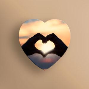 Alfombrilla Corazón Diseño