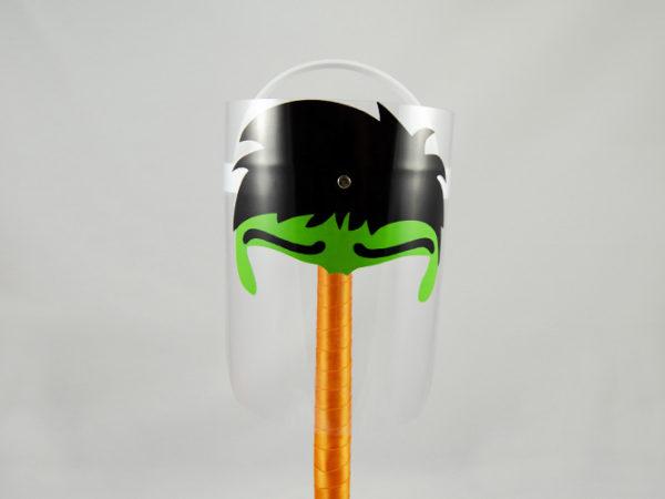 Máscara Protectora Infantil Hulk