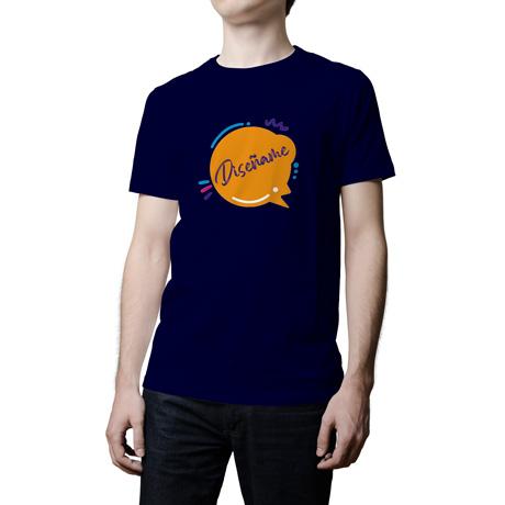 Camiseta Básca Azul Marino