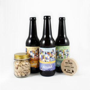 Pack artesanal Cerveza
