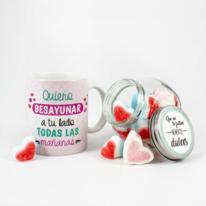 Pack Taza Chuches