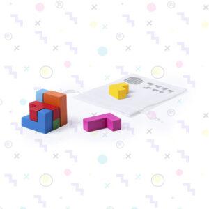 Juego de Habilidad tipo Tetris