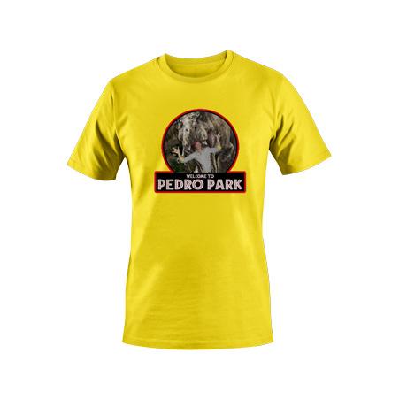 Camiseta park amarillo