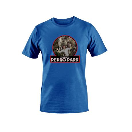 Camiseta Park azul
